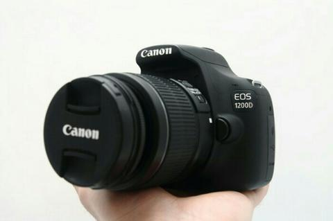 Canon 1200D + 18-55mm IS II KIT Like New!!