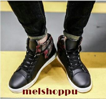 Scot Leather Men Shoes