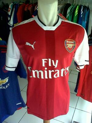 JERSEY ARSENAL HOME 2016/2017