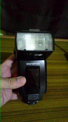 Flash Olympus FL 50 Murahh