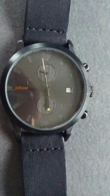 Terjual Jam Tangan Triwa Sort Of Black Chrono Original  1224039115