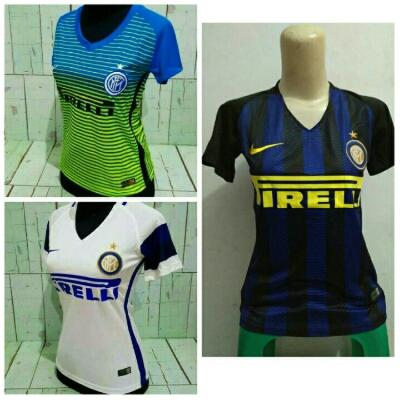 new style 8143a 7fe25 JERSEY INTER MILAN LADIES 2016-2017
