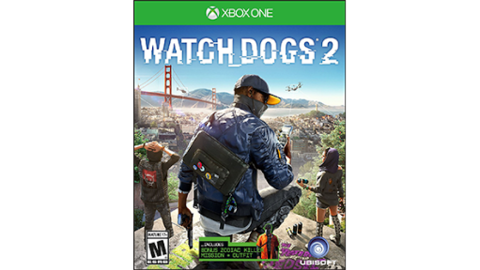 game xbox one watchdog 2 original