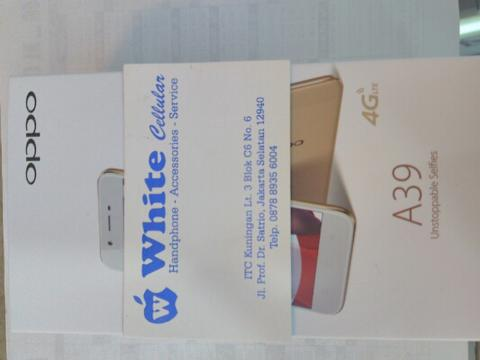 OPPO A39 rose gold ,gold