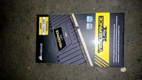 memori corsair pc ddr4 4gb 2keping