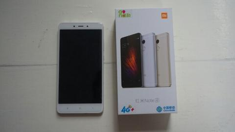 Redmi Note 4 (3GB RAM, 64GB storage)