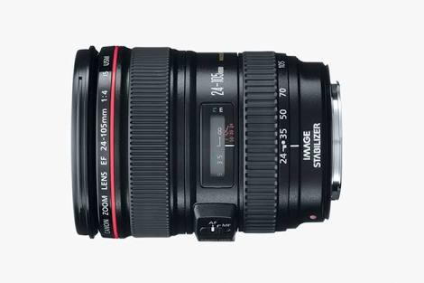 Canon 24-105mm F4 L IS USM (Sigma Nikon Samyang)