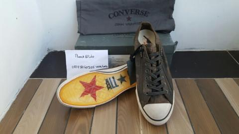 converse John varvatos Double Zip low
