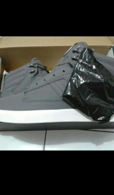 SNEAKERS SUPRA BANDIT CHARCOAL (Brand New In Box)