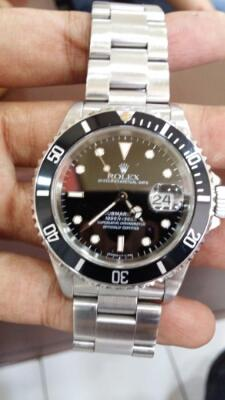 Rolex Submariner 16610 U Series Authentic