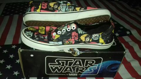 Vans Era x Starwars With Box