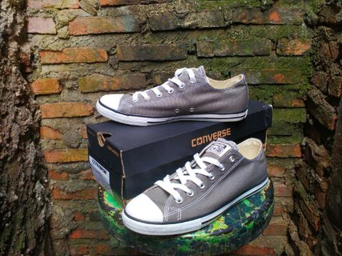 converse CT Lean OX charcoal