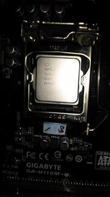 Processor Intel i5 6400 2.7 GHz socket 1151