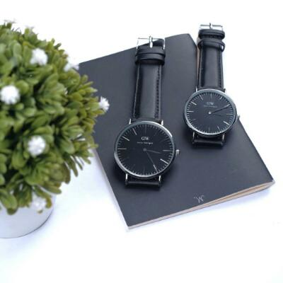 JAM TANGAN DW BLACK HIGH QUALITY