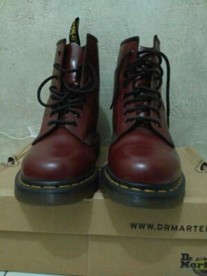 Dr Martens Docmart 1460 Cherry Red MIT Second
