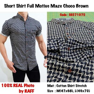 Jual Short Shirt