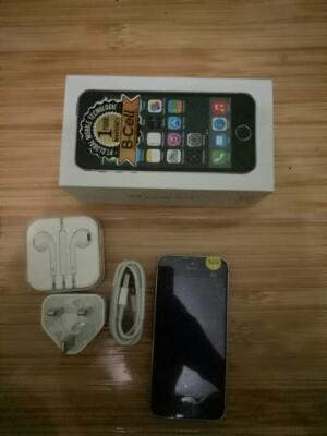 iphone 5s 32gb (lengkap) BU