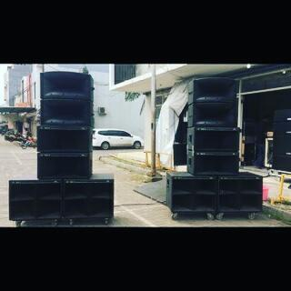 rental sound system indoor / out door