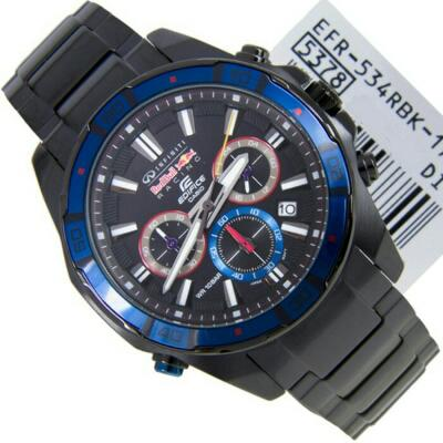 Casio Edifice EF 534 RED BULL Edition (OEM)