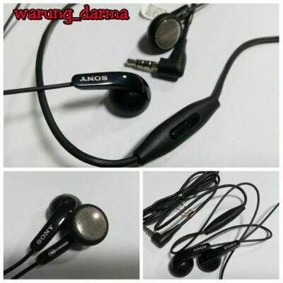 Headset/Earphone SONY MH 410C Original Bonus Foam Earbud