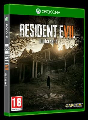 game xbox one resident evil 7 original