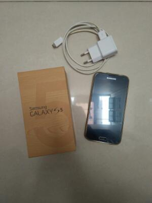Samsung Galaxy S5 Electric Blue Biru