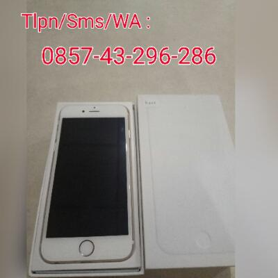 Iphone 6 16gb Gold New