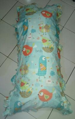 Bantal cinta motif birds