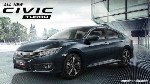 PROMO HONDA NEW CIVIC TURBO