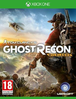 game xbox one ghost recon wildlands