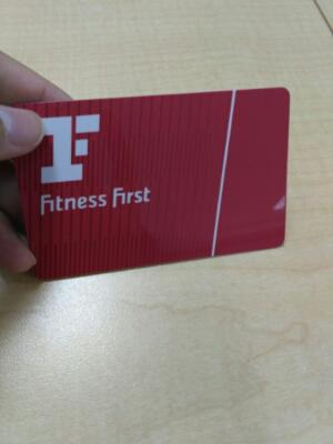 fitness first transfer member