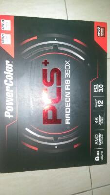 power color radeon r390x pcs+