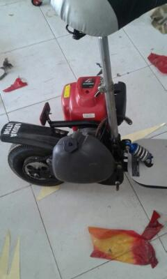 Dijual!! SCOOTER MINI MESIN 4 TAK HEAVY DUTY
