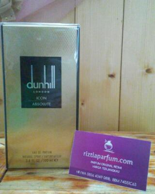 parfum original parfum Alfred dunhill icon absolute