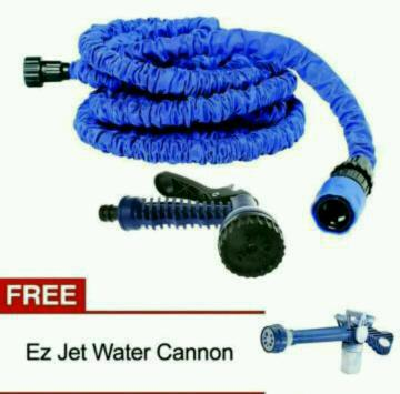 Selang Magic Hose(Selang Ajaib)+Watercannon