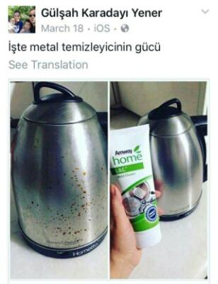 Metal Cleaner