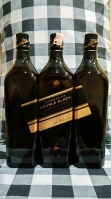 MIRAS 100% ORIGINAL DOUBLE BLACK, BLACK LABEL, HENNESSY, MARTELL