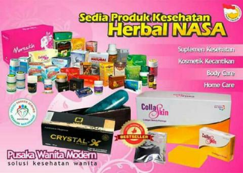kesehatan herbal nasa