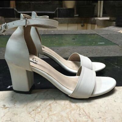 Wedges Shoes White
