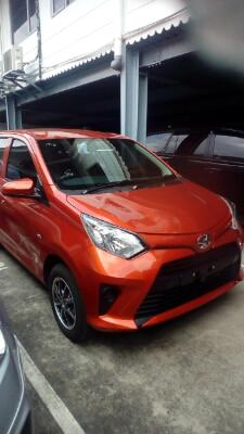 Toyota Calya 1.2 E manual ( Ready Stock )