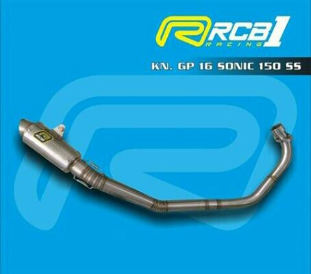 Knalpot Racing Road Race RCB1 Honda Sonic 150 R
