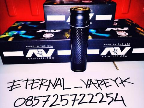 AV Able Carbon (full black)