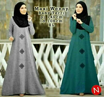 Dress Maxi Wenny