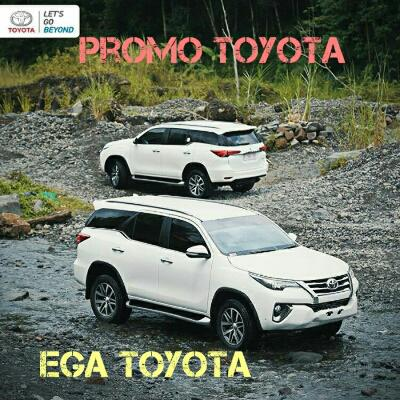 NEW OLD STOK FORTUNER 2016