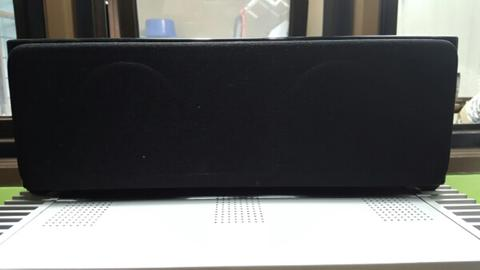 ORIGINAL SPEAKER NHT SC1 CENTER CHANNEL SPEAKER SYSTEM
