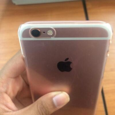 Iphone 6s 16gb Rosegold Garansi