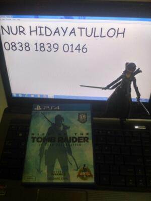 want to sell game ps4 rise of the tomb raider reg 3