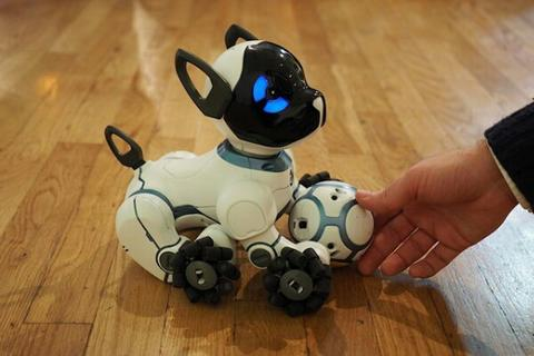 Wowwee chip the smart and loveable robot dog