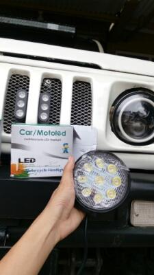 led bar , lampu tembak , led offroad ,