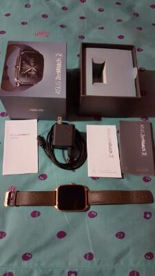 """Smartwatch ASUS Zenwatch 2 Holiday Edition (Gold) W501 (1.63"""")"""